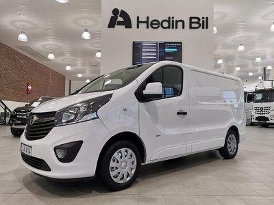 begagnad Opel Vivaro Drag, S&V hjul, Navi