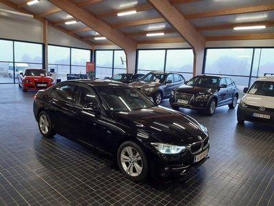 begagnad BMW 320 D Sedan Steptronic Sport line Euro 6