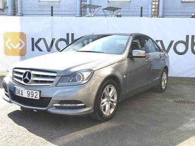 used Mercedes C220 C-KLASSCDI W204 (170hk)