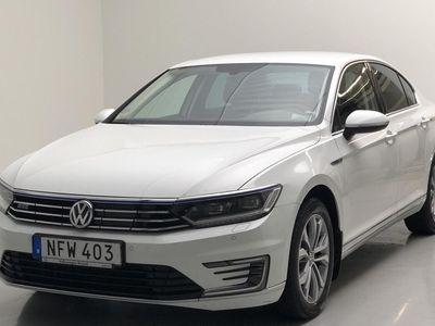begagnad VW Passat 1.4 Plug-in-Hybrid (218hk)