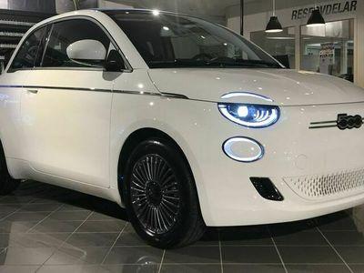 begagnad Fiat 500e ICON BEV CAB P - leasing Från 3489kr / mån