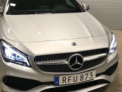 begagnad Mercedes CLA200 SHOOTING BRA