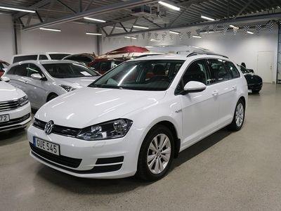 begagnad VW Golf SportsCombi 1.6TDI BlueMotion -16