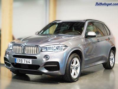 begagnad BMW X5 M50d xDrive M Sport 381hk