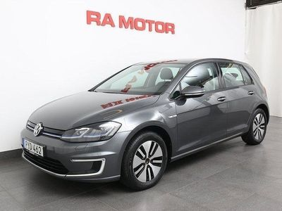 begagnad VW e-Golf 35,8 kWh Single Speed Plus