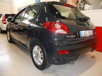 begagnad Peugeot 206+ 1.4 5 Dörrar