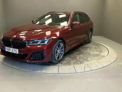 begagnad BMW 530 e xDrive Touring M-sport Innovation Drag H&K 2021, Kombi Pris 799 000 kr