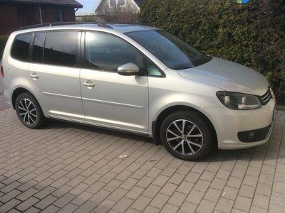 begagnad VW Touran 1.6 TDI