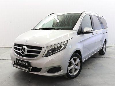 begagnad Mercedes V220 d 4MATIC 7-Sits Edition Lång