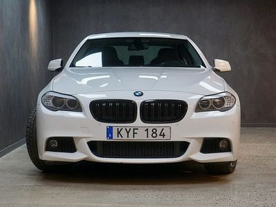 begagnad BMW 535 i Sedan Steptronic 306hk Navi Skinn Drag V-hjul