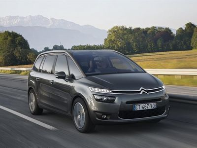 begagnad Citroën Grand C4 Picasso 1,6 HDi 115 Intensive