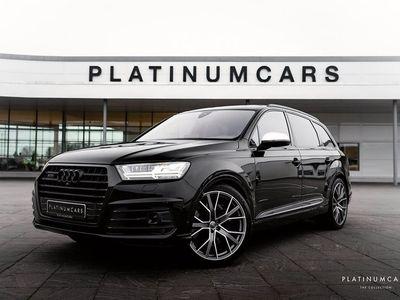 begagnad Audi SQ7 Q 435hk / Dieselvärmare / Panorama