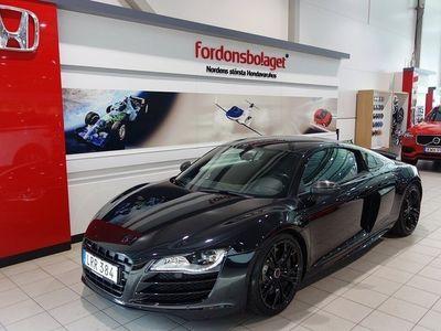 begagnad Audi R8 Coupé V10 525HK Svensksåld