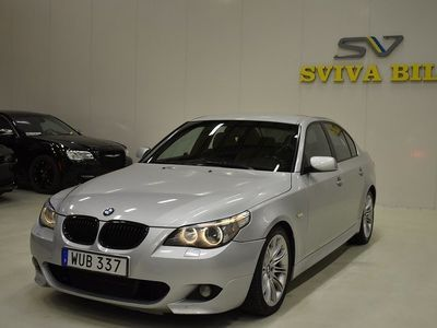 begagnad BMW 525 M Sport,Automat, 218hk