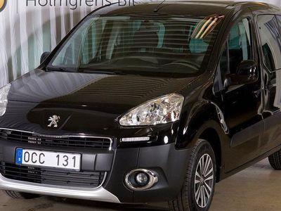 begagnad Peugeot Partner Tepee 1.6 HDi