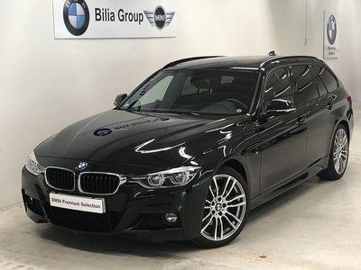 begagnad BMW 330 i Touring M Sport   Navi   Drag   HiFi