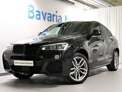 begagnad BMW 418 X4 xDrive35d M sport Lucka H K Värmare Nav 2018, SUV Pris700 kr