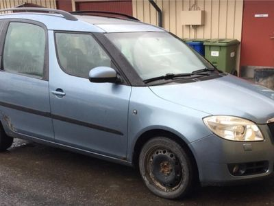 used Skoda Roomster Amb 1,6 -07
