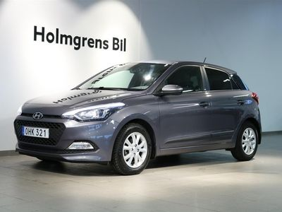 begagnad Hyundai i20 1.2 Go! Edition