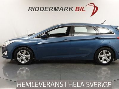 begagnad Hyundai i40 1.7 CRDi Kombi (115hk)