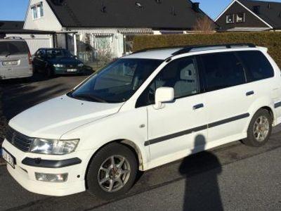 begagnad Mitsubishi Space Wagon 2.4 GDI (Defekt) -04