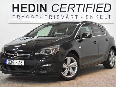begagnad Opel Astra 4 T 140hk 5D