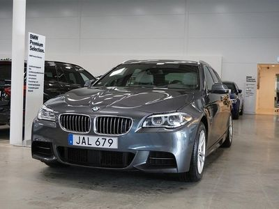 begagnad BMW 535 i xDrive Tou Head-Up Night Vision Driving Assistant Plus