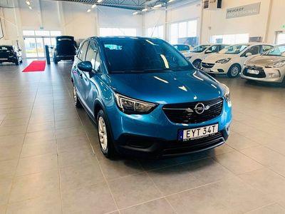 begagnad Opel Crossland X Enjoy Pluspaket, 1.2 83hk -19
