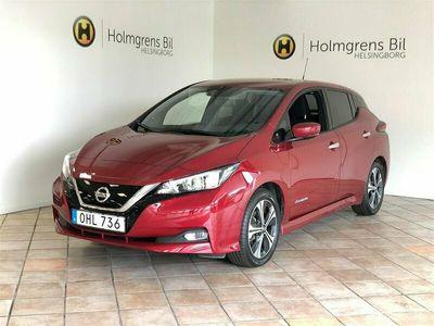 begagnad Nissan Leaf 40kWh N-Connect