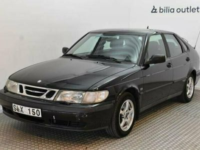 begagnad Saab 9-3 2.0t AUTOMAT/DRAG/Sov (150hk)