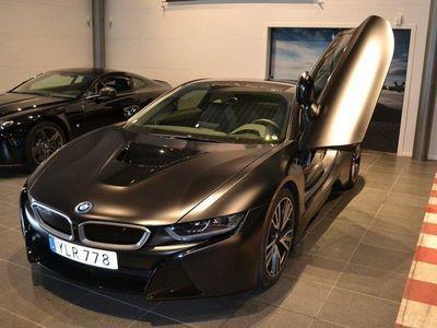 begagnad BMW i8 Proton Black, Sv-Såld -17