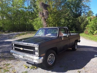 begagnad Chevrolet Silverado 81-81