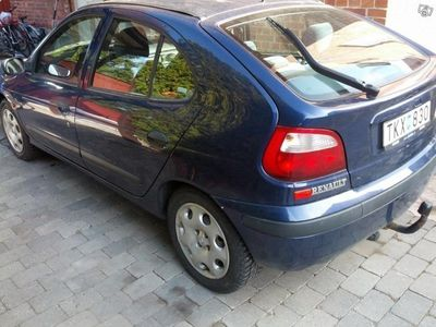 begagnad Renault Mégane 2002