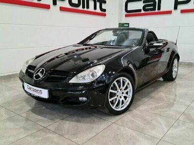 begagnad Mercedes 280 SLK Benz7G-Tronic Navi, Fram & Bak Sensorer 2005, Personbil Pris 159 900 kr