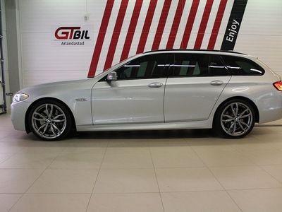begagnad BMW M550 d xDrive Touring M-Sport Eu6 381hk SE UTR Ränta 1.95%
