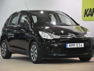 begagnad Citroën C3 1.2 VTi Manuell 2014, Halvkombi 64 000 kr