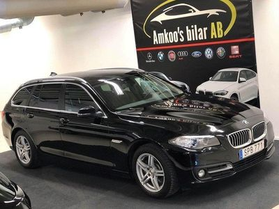 begagnad BMW 520 d xDrive Touring Steptronic Euro 6 19
