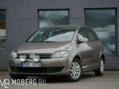 begagnad VW Golf Plus 2.0 TDI 140hk Aut Backkamera Drag