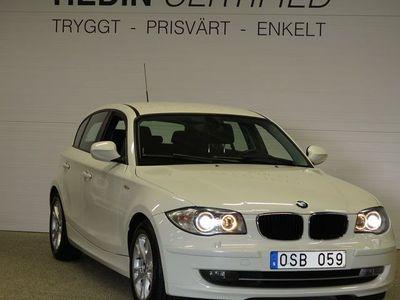 begagnad BMW 118 118D