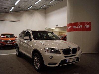 begagnad BMW X3 xDrive20d Steptronic (184hk)