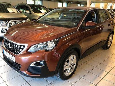 begagnad Peugeot 3008 PT 130 Hk Active (Dragkrok)