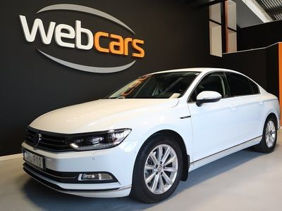 gebraucht VW Passat 2.0 TDI BlueMotion 4Motion Aut Executive Eu6