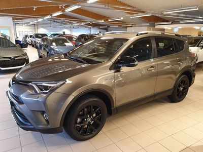 begagnad Toyota RAV4 Hybrid E-FOUR X-edition