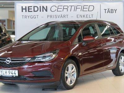 brugt Opel Astra 1,4T Sports Tourer 125 hk S+V-hjul