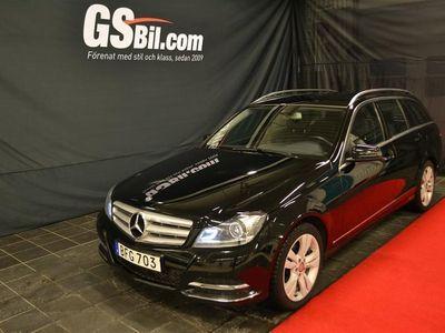 begagnad Mercedes C220 CDI 4MATIC 7G