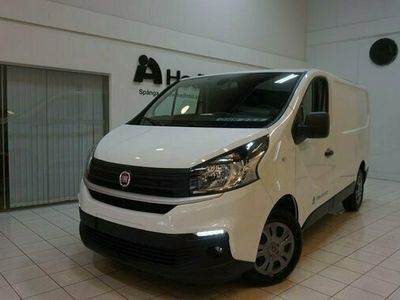 begagnad Fiat Talento 2,0 AUTOMAT E6 VÄRMARE 2021, Transportbil Pris 293 500 kr