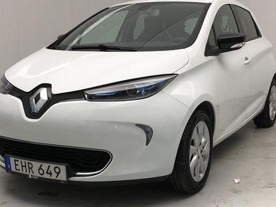 begagnad Renault Zoe 22 kWh R240 2016, Halvkombi 98 000 kr