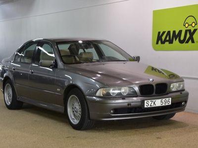 brugt BMW 525 i Sedan 192hk