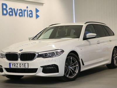 begagnad BMW 520 d xDrive Touring M Sport Winter Nypris: 592.000:-