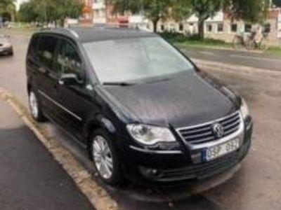 begagnad VW Touran 1.4